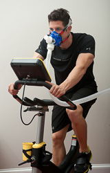 Services Performance Lab VO2 Test